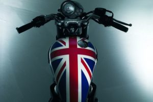 UK manufacturer exporter Triumph-Motorcycle